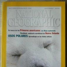 Coleccionismo de National Geographic: NATIONAL GEOGRAPHIC. DICIEMBRE 2000. Lote 102430431