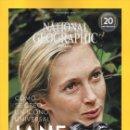 Coleccionismo de National Geographic: NATIONAL GEOGRAPHIC N. 41005 NOVIEMBRE 2017 - EN PORTADA: JANE GOODALL (NUEVA). Lote 145563969