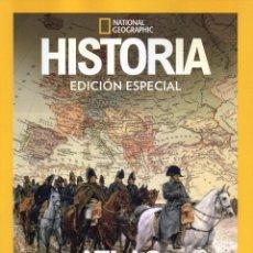 Coleccionismo de National Geographic: HISTORIA NATIONAL GEOGRAPHIC ESPECIAL N. 22 - ATLAS HISTORICO: EDAD MEDIA Y TIEMPOS MODERNOS (NUEVA). Lote 182577873