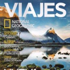 Coleccionismo de National Geographic: VIAJES NATIONAL GEOGRAPHIC N. 212 - EN PORTADA: NUEVA ZELANDA (NUEVA). Lote 104426495