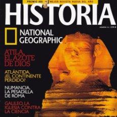 Coleccionismo de National Geographic: LOS OBREROS DEL FARAON - HISTORIA NATIONAL GEOGRAPHIC Nº 14 / ILUSTRADO. Lote 105901707