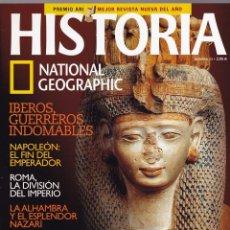 Coleccionismo de National Geographic: EL VALLE DE LAS REINAS - HISTORIA NATIONAL GEOGRAPHIC Nº 13 / ILUSTRADO. Lote 105901763