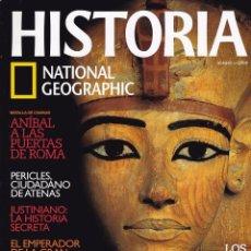 Coleccionismo de National Geographic: EL VALLE DE LOS REYES - HISTORIA NATIONAL GEOGRAPHIC Nº 6 / ILUSTRADO. Lote 105901947