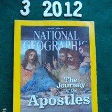 Coleccionismo de National Geographic: NATIONAL GEOGRAPHI ABRIL 2012 12 EN INGLÉS. Lote 108989707