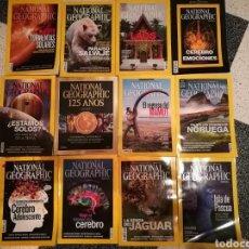 Coleccionismo de National Geographic: REVISTAS NATIONAL GEOGRAPHIC.. Lote 109305307