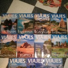 Coleccionismo de National Geographic: VIAJES NATIONAL GEOGRAPHIC.. Lote 109305687