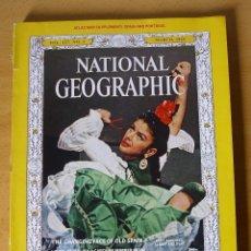 Coleccionismo de National Geographic: ANTIGUA REVISTA NATIONAL GEOGRAPHIC AMERICANA AÑO 1965 REPORTAJE ESPECIAL SOBRE ESPAÑA. Lote 109364703