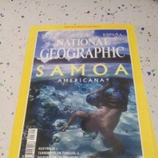 Coleccionismo de National Geographic: NATIONAL GEOGRAPHIC SAMOA JULIO 2000. Lote 109594711