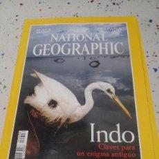Coleccionismo de National Geographic: NATIONAL GEOGRAPHIC INDO JUNIO 2000. Lote 109595303