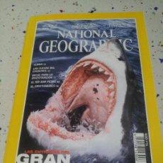 Coleccionismo de National Geographic: NATIONAL GEOGRAPHIC GRAN BLANCO ABRIL 2000. Lote 109596227