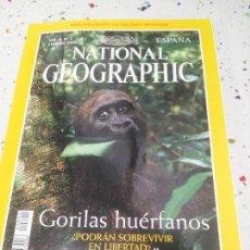 Coleccionismo de National Geographic: NATIONAL GEOGRAPHIC GORILAS HUERFANOS FEBRERO 2000. Lote 109597207