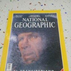 Coleccionismo de National Geographic: NATIONAL GEOGRAPHIC EL TRANSIBERIANO JUNIO 1998. Lote 109606135
