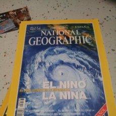Coleccionismo de National Geographic: NATIONAL GEOGRAPHIC EL NIÑO LA NIÑA MARZO 1999. Lote 109607843