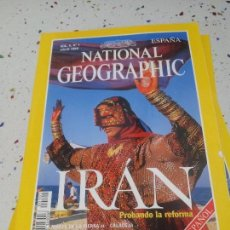 Coleccionismo de National Geographic: NATIONAL GEOGRAPHIC IRAN JULIO 1999. Lote 109608799
