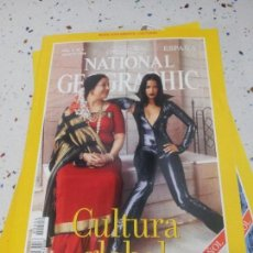 Coleccionismo de National Geographic: NATIONAL GEOGRAPHIC CULTURA GLOBAL AGSTO1999. Lote 109609227