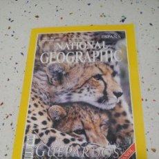 Coleccionismo de National Geographic: NATIONAL GEOGRAPHIC GUEPARDOS DICIEMBRE 1999. Lote 110013787