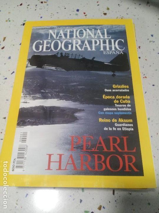 NATIONAL GEOGRAPHIC PEARL HARBOR JULIO 2001 (Coleccionismo - Revistas y Periódicos Modernos (a partir de 1.940) - Revista National Geographic)
