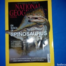 Coleccionismo de National Geographic: REVISTA NATIONAL GEOGRAPHIC OCTUBRE 2014. Lote 110431582