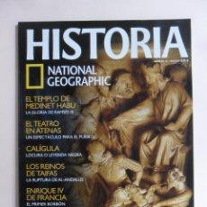 Collectionnisme de National Geographic: REVISTA: HISTORIA - NATIONAL GEOGRAPHIC - Nº 41 - HERODES - EL GRAN REY DE LOS JUDIOS. Lote 200244985