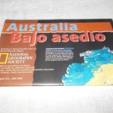 Coleccionismo de National Geographic: MAPA ANEXO NATIONAL GEOGRAPHIC JULIO 2000. Lote 111600763