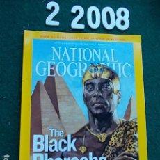 Colecionismo da National Geographic: NATIONAL GEOGRAPHIC FEBRERO DE 2008 08 EN INGLÉS. Lote 111853391