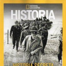 Coleccionismo de National Geographic: HISTORIA NATIONAL GEOGRAPHIC ESPECIAL N. 24 - HISTORIA SECRETA DE LA II GM (NUEVA). Lote 182577917