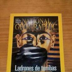 Coleccionismo de National Geographic: REVISTA NATIONAL GEOGRAPHIC - LADRONES DE TUMBAS - JUNIO 2016. Lote 115129543