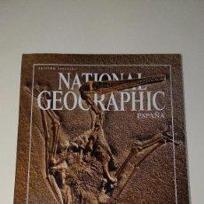 Coleccionismo de National Geographic: REVISTA NATIONAL GEOGRAPHIC EDICIÓN ESPECIAL EL ORIGEN DE LA VIDA SOBRE LA TIERRA. Lote 115447903