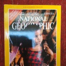 Coleccionismo de National Geographic: NATIONAL GEOGRAPHIC ESPAÑA - VOL ? NÚM 4 - 0CTUBRE 1998 - POBLACIÓN. Lote 116589843