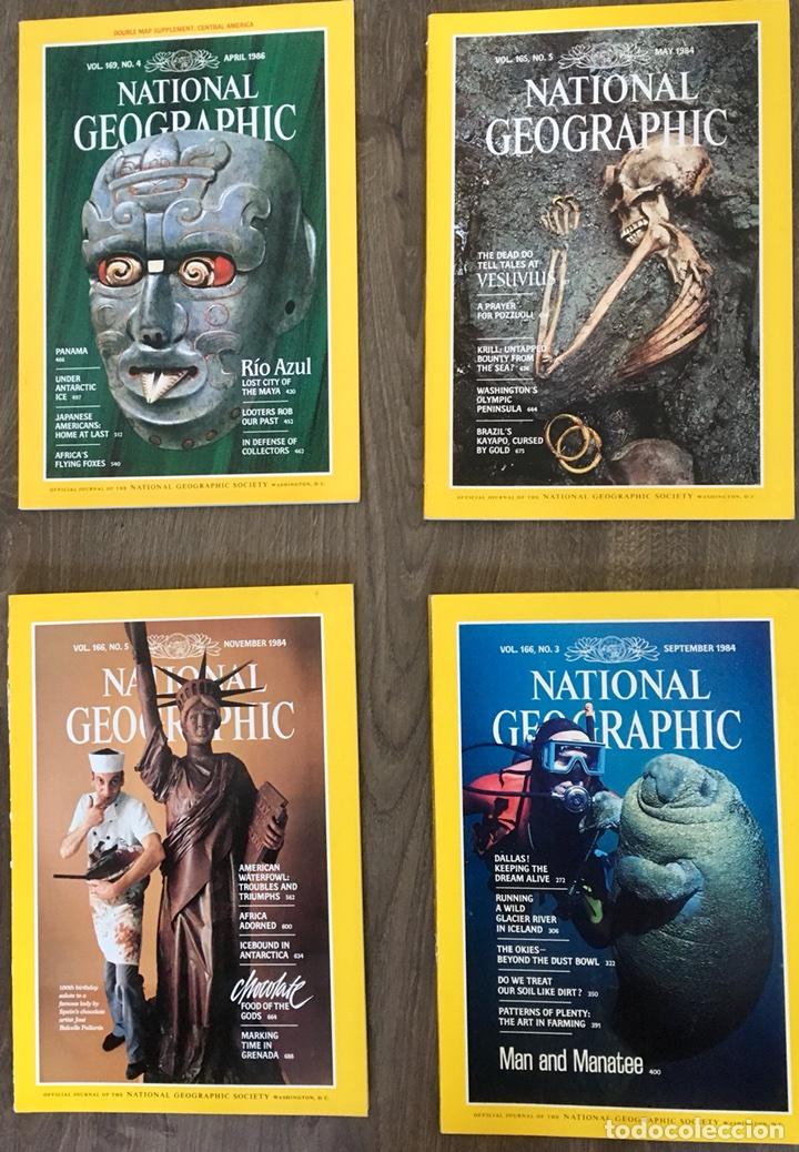 NATIONAL GEOGRAPHIC (65) (Coleccionismo - Revistas y Periódicos Modernos (a partir de 1.940) - Revista National Geographic)