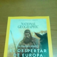 Collezionismo di National Geographic: NATIONAL GEOGRAPHIC, EL DESPERTAR DE EUROPA, FEBRERO 2018. Lote 117371539