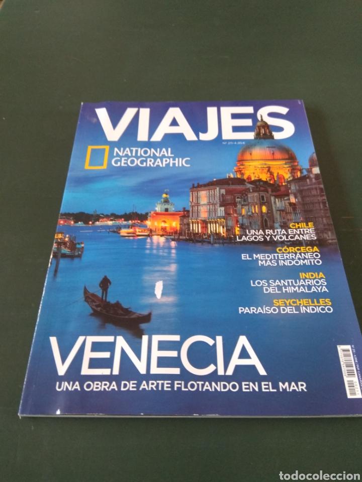 VIAJES DE NATIONAL GEOGRAPHIC 211 (Coleccionismo - Revistas y Periódicos Modernos (a partir de 1.940) - Revista National Geographic)
