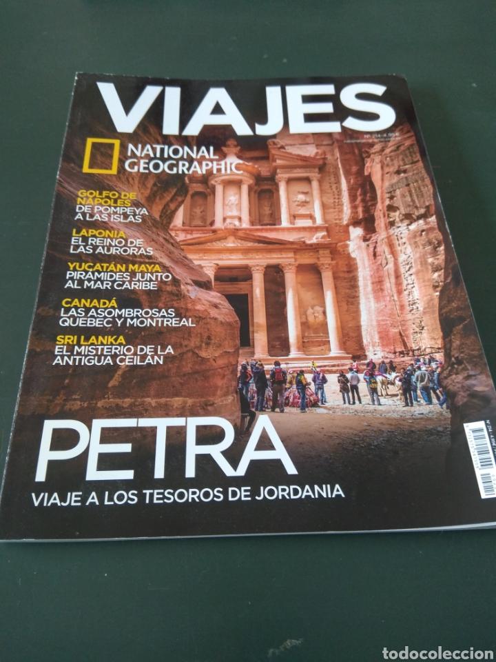 VIAJES DE NATIONAL GEOGRAPHIC. N-214 (Coleccionismo - Revistas y Periódicos Modernos (a partir de 1.940) - Revista National Geographic)