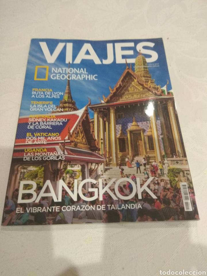 VIAJES DE NATIONAL GEOGRAPHIC. N 215 (Coleccionismo - Revistas y Periódicos Modernos (a partir de 1.940) - Revista National Geographic)