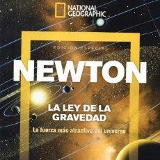 Coleccionismo de National Geographic: NATIONAL GEOGRAPHIC ESPECIAL N. 23 - NEWTON: LA LEY DE LA GRAVEDAD (NUEVA). Lote 180223208