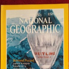 Coleccionismo de National Geographic: NATIONAL GEOGRAPHIC. LA VUELTA AL MUNDO 1999.. Lote 118088019