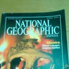 Coleccionismo de National Geographic: NATIONAL GEOGRAPHIC EDICIÓN ESPECIAL OTOÑO 2000 ALTAMIRA LOS ORÍGENES DEL HOMBRE. Lote 119313691