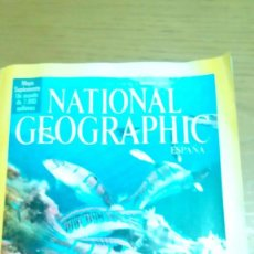 Coleccionismo de National Geographic: NATIONAL GEOGRAPHIC MARZO 2011 SALVAR EL MEDITERRÁNEO. Lote 119313695