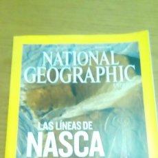 Coleccionismo de National Geographic: NATIONAL GEOGRAPHIC MARZO 2010 LAS LÍNEAS DE NASCA. Lote 119313699