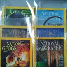 Coleccionismo de National Geographic: 12 REVISTA NATIONAL GEOGRAPHIC DE SEPT 2012 A AGOSTO 2013. Lote 120152259