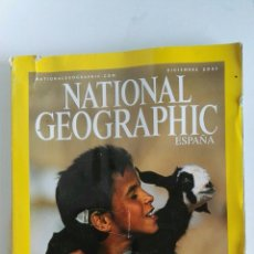 Coleccionismo de National Geographic: REVISTA NATIONAL GEOGRAPHIC DICIEMBRE 2001. Lote 120587918