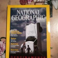 Coleccionismo de National Geographic: NATIONAL GEOGRAPHIC - GENUINAMENTE AMERICANO - DICIEMBRE 2000. Lote 121603163