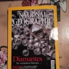 Coleccionismo de National Geographic: NATIONAL GEOGRAPHIC - DIAMANTES. SU VERDADERA HISTORIA - MARZO 2002. Lote 121603291