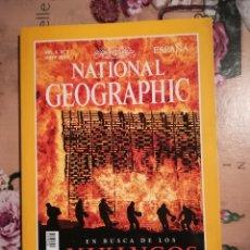 Coleccionismo de National Geographic: NATIONAL GEOGRAPHIC VOL. 6, Nº 5 - EN BUSCA DE LOS VIKINGOS - MAYO 2000. Lote 121603571