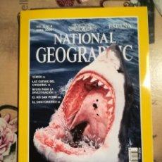 Coleccionismo de National Geographic: NATIONAL GEOGRAPHIC VOL. 6, Nº 4 - LAS ENTRAÑAS DEL GRAN BLANCO - ABRIL 2000. Lote 121603883