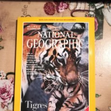 Coleccionismo de National Geographic: NATIONAL GEOGRAPHIC VOL. 1, Nº 3 - TIGRES - DICIEMBRE 1997. Lote 121604339
