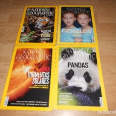 Coleccionismo de National Geographic: LOTE 4 NATIONAL GEOGRAPHIC - DIC 2011 - ENE , JUL, Y SEP 2012 . Lote 121962907