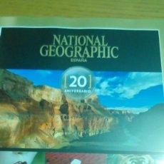 Coleccionismo de National Geographic: EL MUNDO EN IMÁGENES EDICIÓN COLECCIONISTA 20 ANIVERSARIO NATIONAL GEOGRAPHIC. Lote 124161779