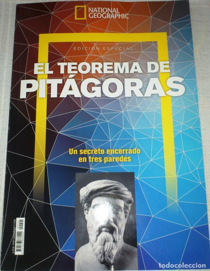 NATIONAL GEOGRAPHIC EDICION ESPECIAL EL TEOREMA DE PITAGORAS (Coleccionismo - Revistas y Periódicos Modernos (a partir de 1.940) - Revista National Geographic)