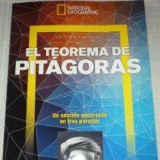 Coleccionismo de National Geographic: NATIONAL GEOGRAPHIC EDICION ESPECIAL EL TEOREMA DE PITAGORAS. Lote 160756460